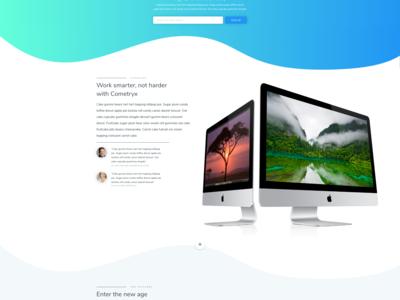 Cometryx Web Design