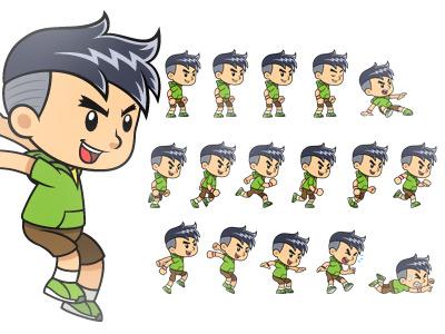 Image result for side runner character