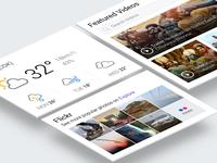 Rethink - Yahoo - Widgets