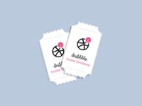 2 Dribbble Invites Giveaways