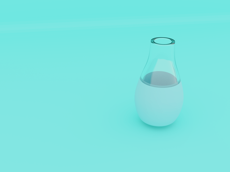 Learning 3D — Exp. 01 blender 3d