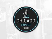 #04 - Chicago Badge