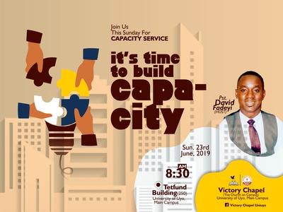 Build Capacity Design