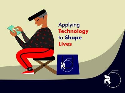 Digital Skills Illustration