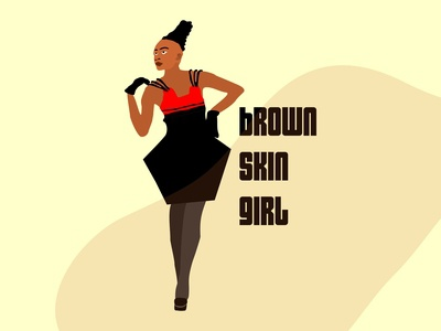 Brown Skin Girl