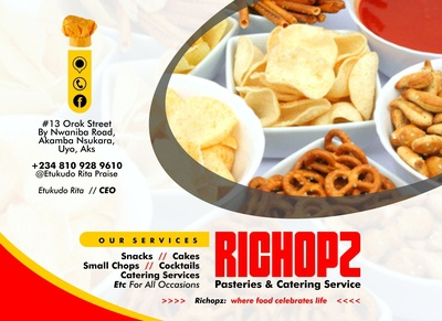 Product Ad for Richopz