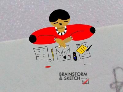 Brainstorm & Sketch