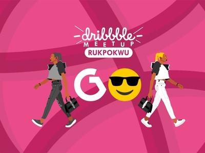 Dribbble Meetup Rukpokwu