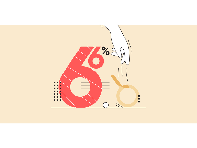 66% of Recruiters Don't Track Quality of Hire: Do You? analytics memphis banner blog employer bauhaus recruitment marketing clean startup minimal blog post blog header automation vector flat design web illustration
