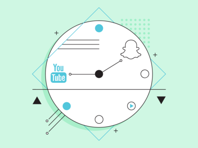 Snapchat vs Youtube: where should recruiters spend their time?