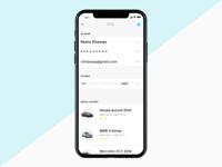 Daily UI – No. 7: Settings
