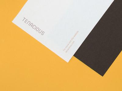 Tenacious | Nugno