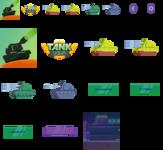 New tank practice game kit for Tank Stars
