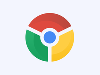 Simple Chrome logo