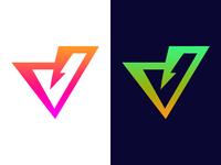 Charge Up logo
