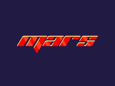 Mars bar logo redesigned | Weekly Warm-ups