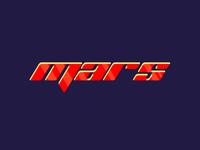 Mars bar logo redesigned   Weekly Warm-ups