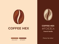 Coffee Hex logo | Weekly Warm-ups