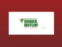 Dunder Mifflin Holiday Card | Weekly Warm-ups