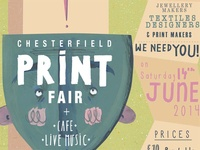 Chesterfield Print Fair