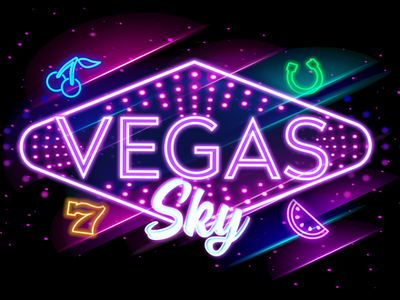 Vegas SKY logo