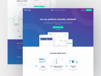 Med-Q Landing Page