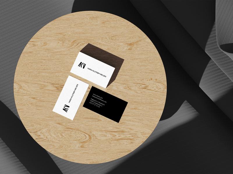 MKN Business Card Design