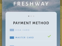 Mobile Payment Choice