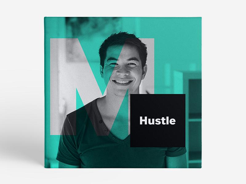 Funsize hustle dribbble mikael cho