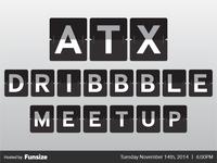 ATX Dribbble Meetup