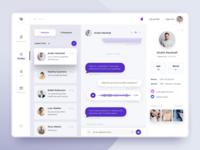 iPad Hospital App (chat)