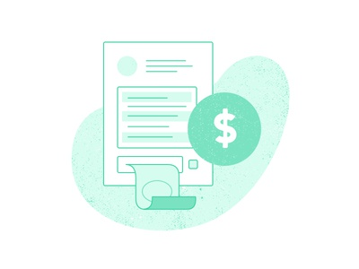Collecting Payment Illustration - Step 3