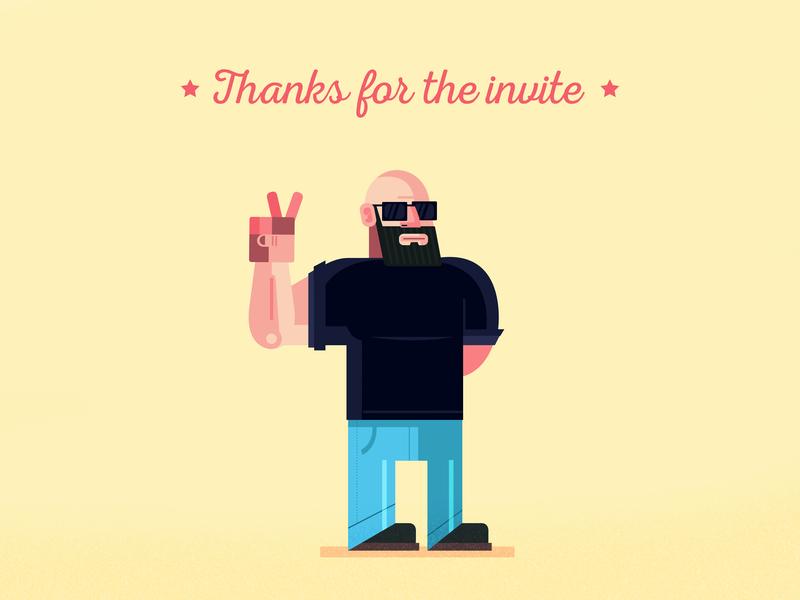 Thanks GK!!! style illustration gaming
