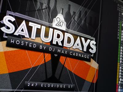 Saturdays at 247