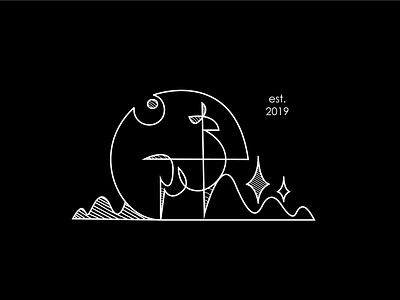 Oneliner goat illustration characterdesign logo logo design