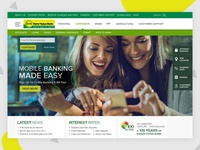 Karur Vysya Bank Web page Redesign