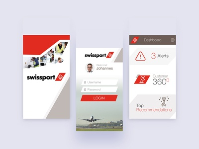 Swissport Mobile App