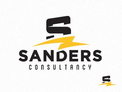 Sander Consultancy Logo logo brand mark