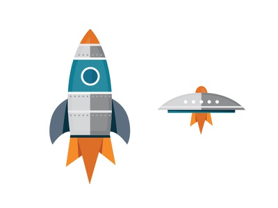 Space Stuff space ship space icons