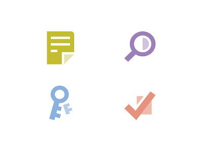 Unused Icons icons