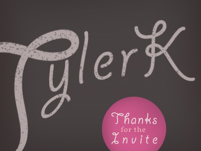Tyler thank you
