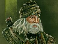 Thug Of Hindustan - Portrait of Amitabh Bachchan