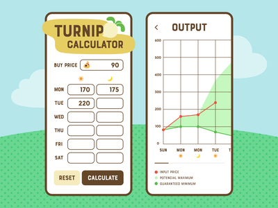 Calculator - Daily UI #004 flat ux design web ui dailyui app