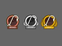 FIshing App: Badges