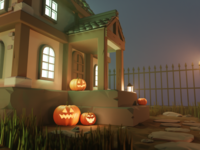 Haunted House - Details