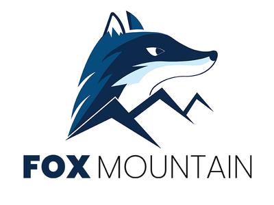 Fox Mountain Logo Design
