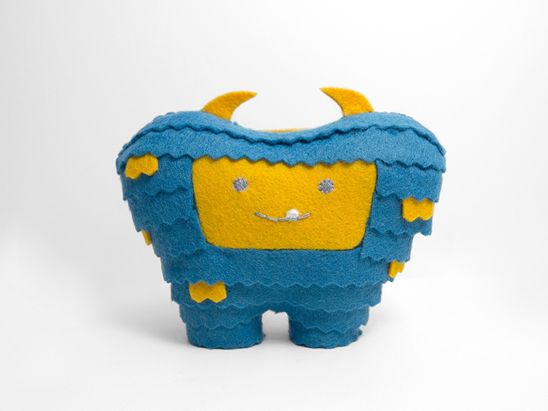Toothmonster dribbble