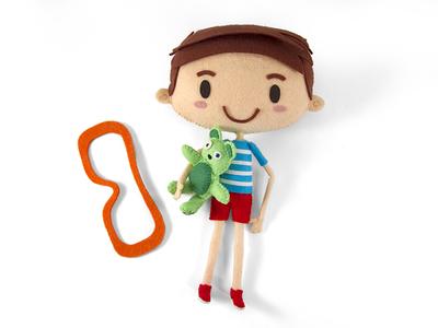 Little Tommy Puppet