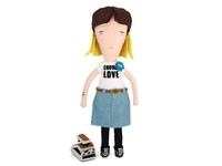 Moo Doll #166