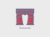 Paris is about life